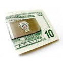 Photo Etched Soft Enamel – Money Clip with / without Epoxy