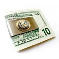 Zinc Cast Soft Enamel – Money Clip