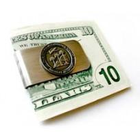Die-Struck & Traditional Cloisonne – Money Clip