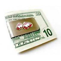 Die-Struck & Semi-Cloisonne  - Money Clip (Hard Enamel)